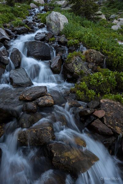 Alpine Cascade