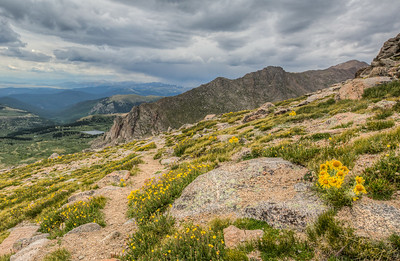 Mount Evans, Colorado, USA
