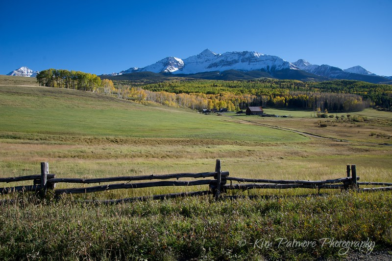 San Miguel Mountain Range, Wilson Peak