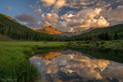 Mt. Sneffels Reflecting