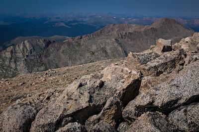 Mt Evans View