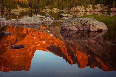 Dream Lake Boulders