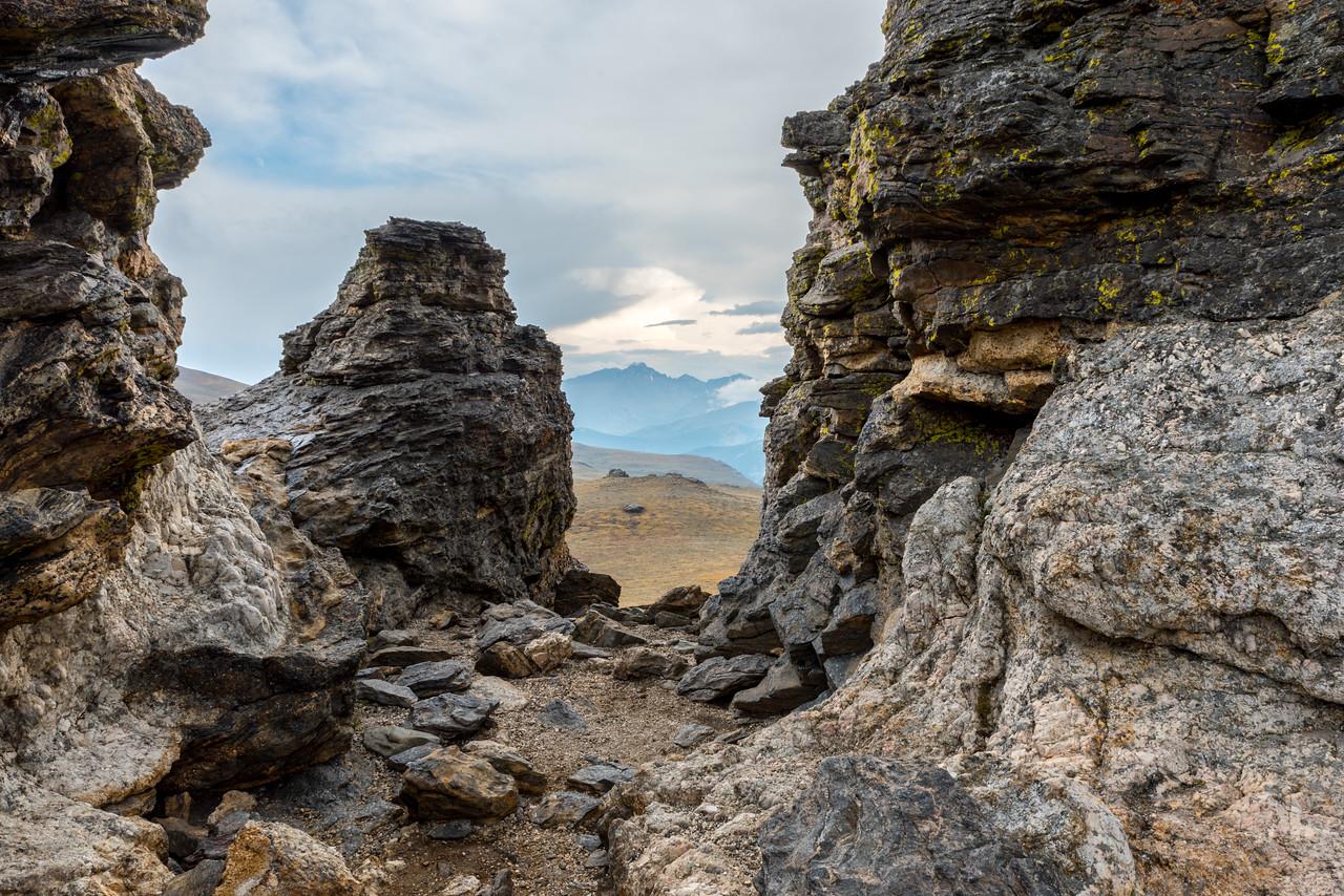 Toll Memorial Rocks