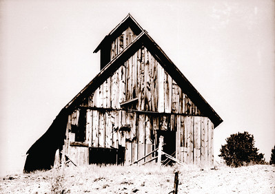 Old Barn near Cripple Creek