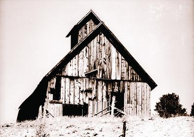 Old Barn near Cripple Creek