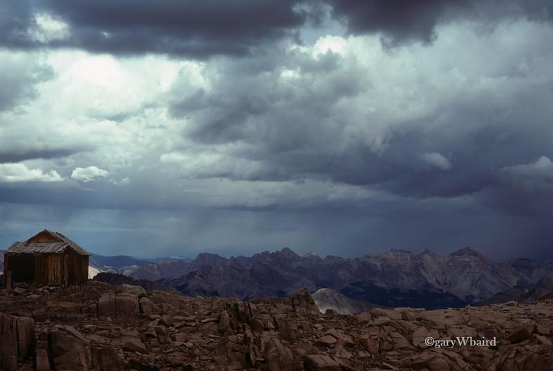 Telluride Mountaineering Hut