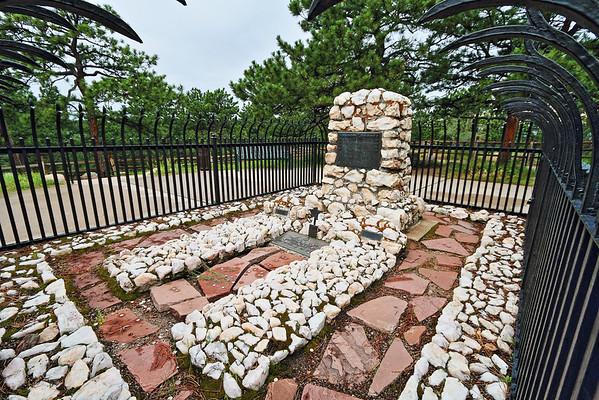 Grave site of Buffalo Bill Cody