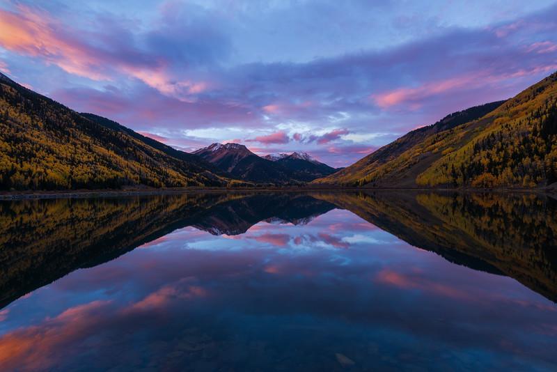 Crystal Lake Sunrise