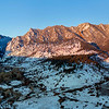 Boulder Foothills Sunrise Panoramic