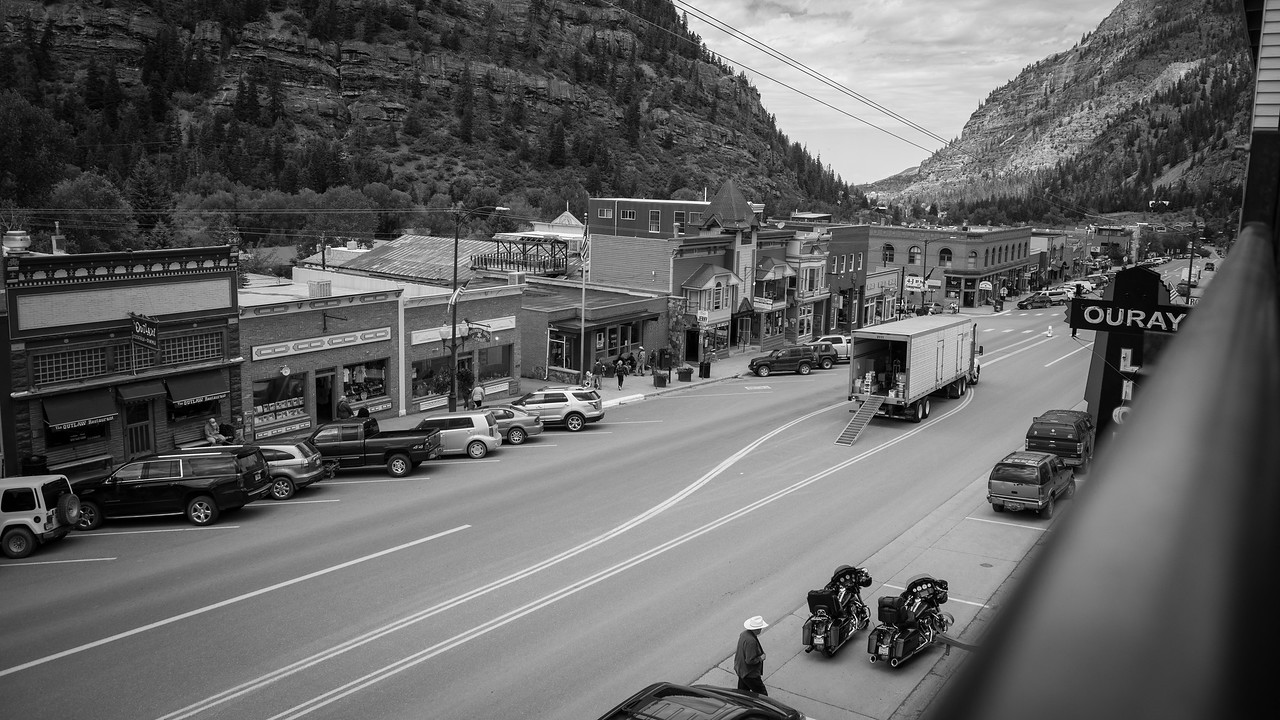 CO Rt 50  Ouray