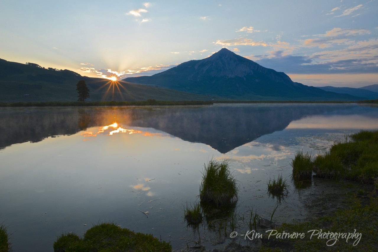 Peanut Lake, Crested Butte