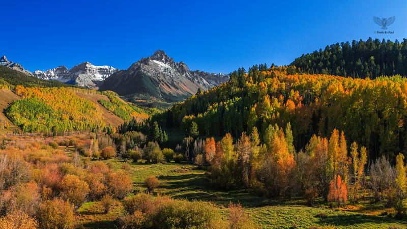 Mt Sneffels Valley