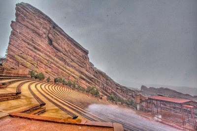 Red Rocks Amphitheatre Morrison Colorado