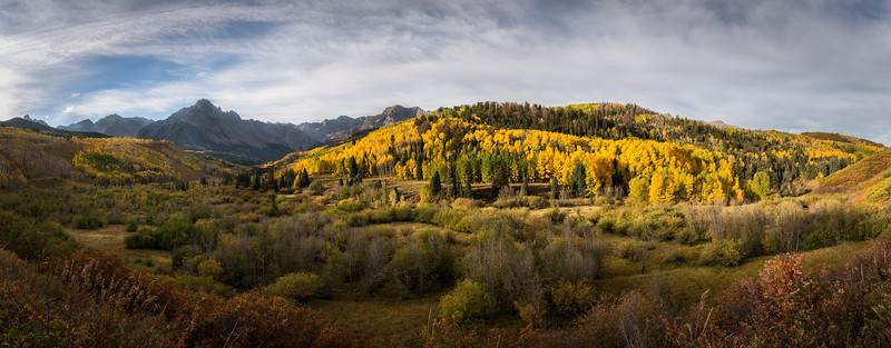 Colorado Panarama