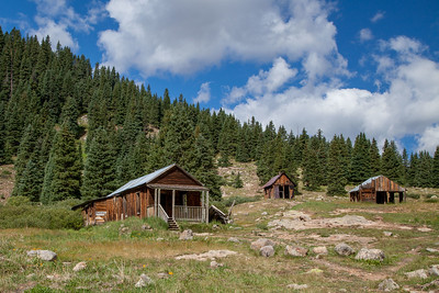 Animas Ghost Town, Silverton, Colorado