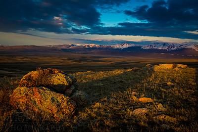 Independence Mountain Sunrise