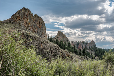 Castle Rock Gulch