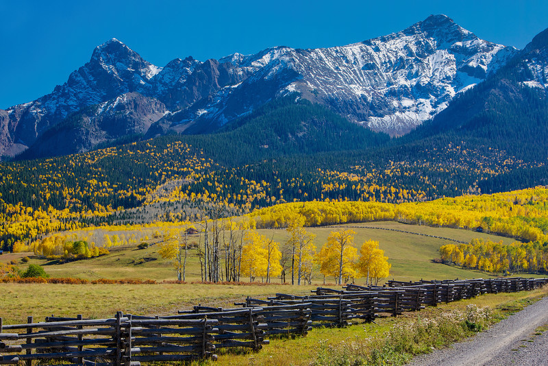 """Autumn in the San Juan Mountains"""