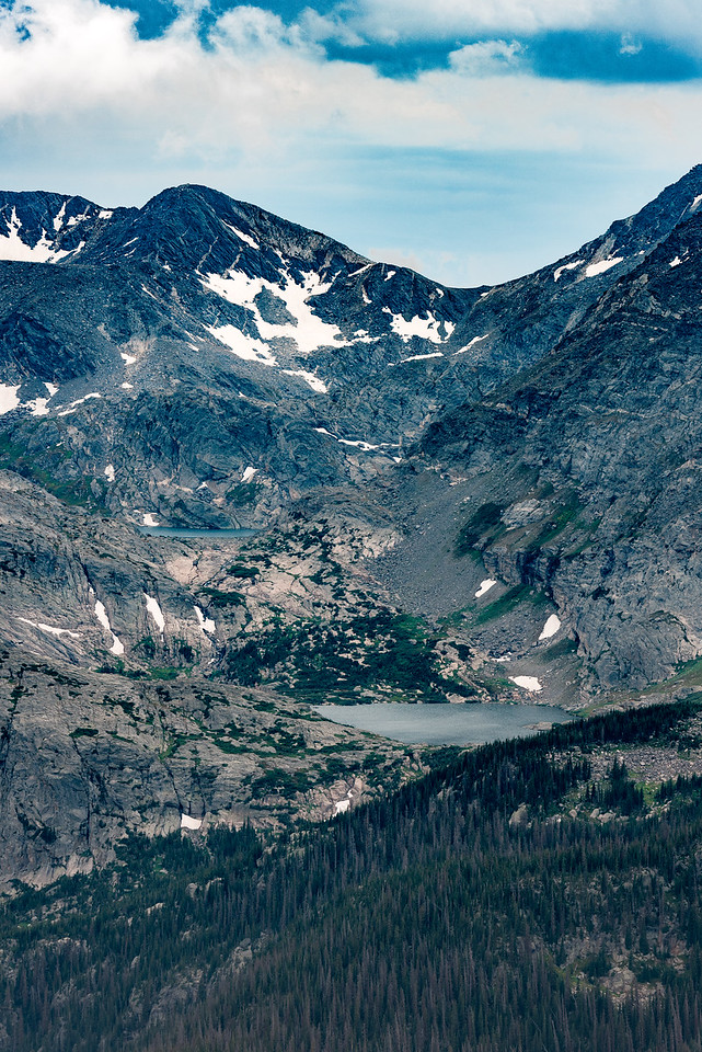 Arrowhead and Inkwell Lakes