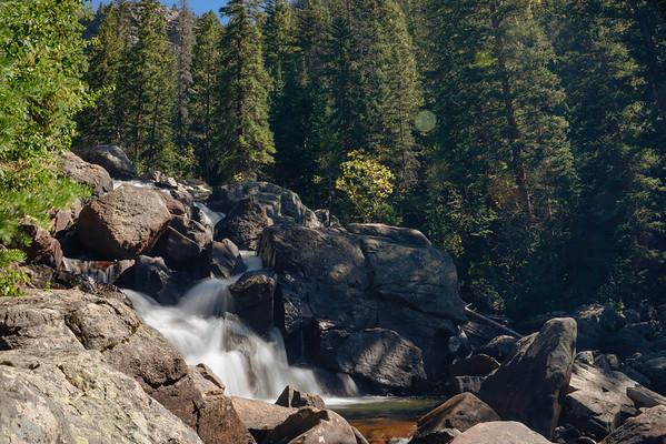 Cascade Falls, Grand Lake