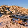 Green Mountain/NCAR Sunrise Aerial