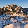 Bear Peak Aerial Sunrise