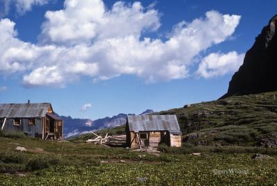 Mining Cabins