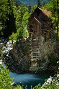 Crystal Mill One