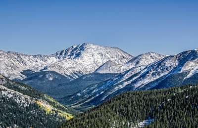 From Independence Pass