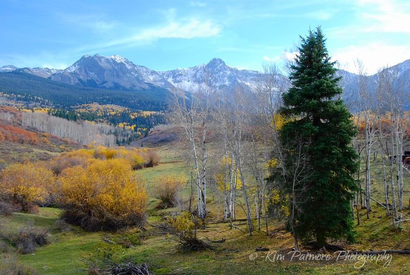 More Fall Splendor - Sneffels Range, San Juan Mountains