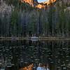 Nymph Lake sunrise II