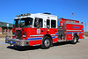Engine 55 <br /> 2006 Spartan / Smeal 1000 Gallons/ 1500 GPM with 30 gallons of foam.