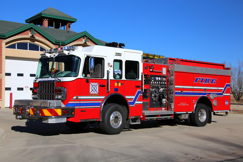 Engine 54 <br /> 2010 Spartan / Smeal 4×4 1000 gallons of water / 1500 GPM pump and a 30 gallon foam tank.