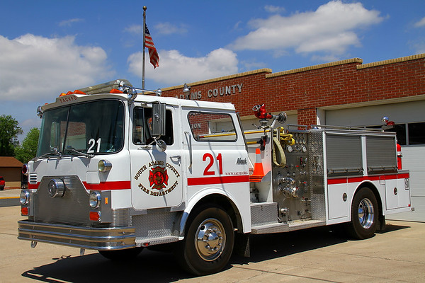 South Adams County Fire District