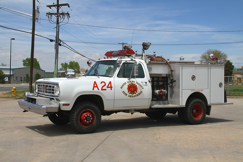Attack 24 - 1976 Dodge / Pierce