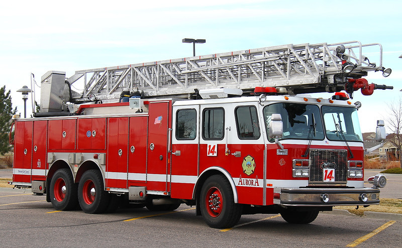 Reserve Truck - Running as Truck 14