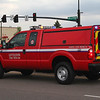 SAM 10 (Safety And Medical) is housed at Station 18 in Highlands Ranch, near Broadway and Lucent.  SAM is staffed by a Paramedic Captain who functions as an EMS Supervisor and Safety Officer.