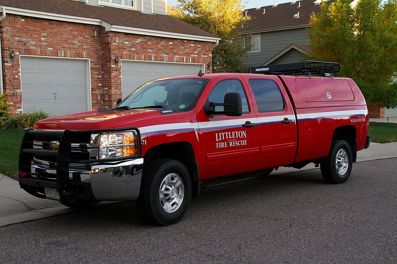 Wildland 10 is housed at Station 18 and staffed by the Wildland Fire Duty Officer when needed.  WL10 is placed in service as a vegetation fire supervisor during critical fire conditions, this vehicle will also deply nationally for strike team, taskforce and divison supervisor use.