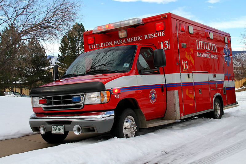 Reserve Medic 332 is a 2002 Ford / McCoy Miller and the former Medic 13.