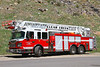 Ladder 4 - 2006 Smeal with a 500 gallon water tank, 2000 gpm pump & 105' aerial