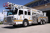 Denver Truck 2, housed at 53rd & Gateway in Northeast Denver.  This is the only frontline quint apparatus in the DFD fleet.