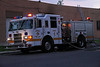 Denver Engine 1, stationed in Downtown Denver and cross-staffs the Under Water Rescue.  Taken on scene of a structure fire near Speer & Cherokee.