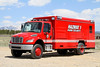 Park County Haz-Mat 1.  2006 Freightliner 4x4 with a 1997 Mickey Trucks body.