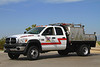 Brush 3433 - 2008 Dodge Ram 3500 4x4 with a 300 gallon water tank