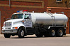 La Salle Water Tender - 1992 International with a 4,000 gallon water tank
