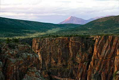 Black Canyon of the Gunnison, Colo.
