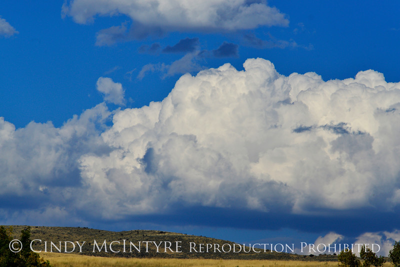 Cumulus clouds, Hayden, CO (3)