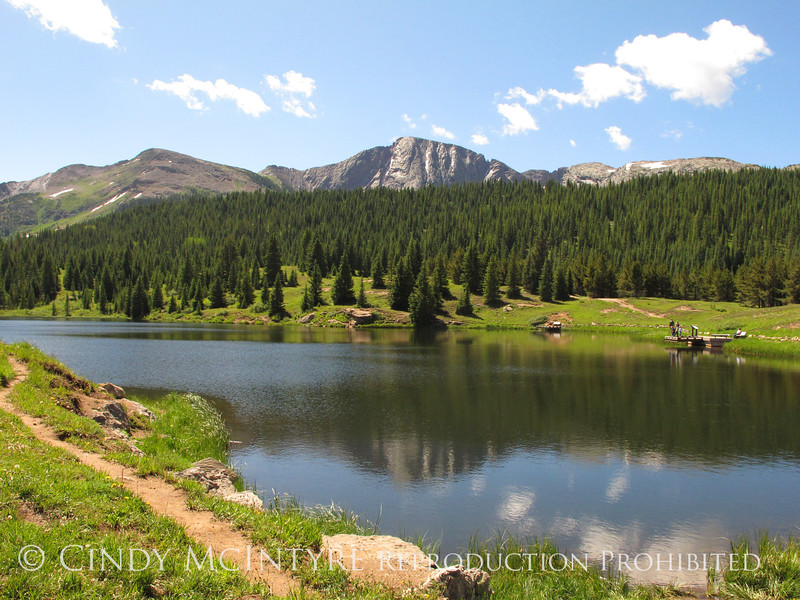 Andrews Lake-Lower, San Juan Mts