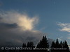 Cloud and crescent moon, Little Molas Lake, CO (3)
