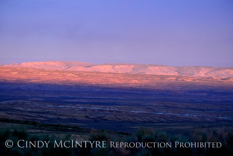 Sunset, Lookout Mt, Sand Wash Basin CO (6)